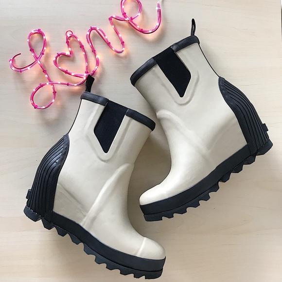 741898bfe2af Sorel joan rain wedge boots